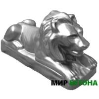 Форма из стеклопластика Лев лежачий