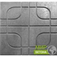Форма тротуарной плитки 40х40 Баррио №12