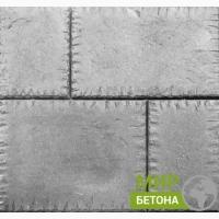 Форма тротуарной плитки 40х40 Вена №19
