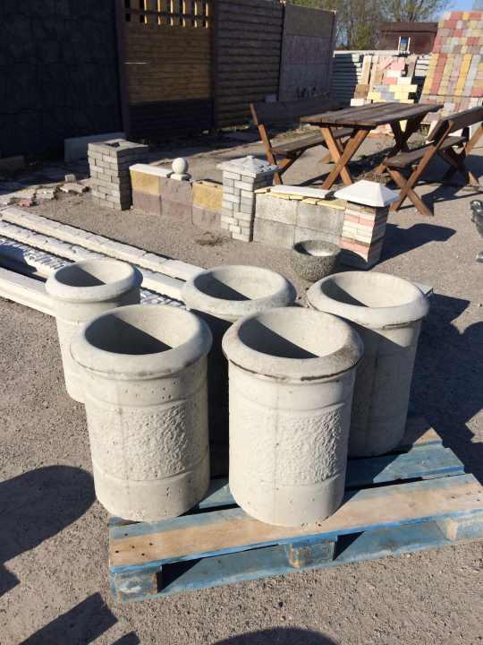 Урна бетонная цена