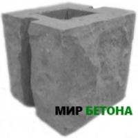 Форма Блок столба 1