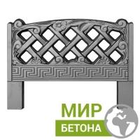 Форма оградки С07