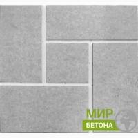 Форма тротуарной плитки 40х40 Поло №16