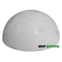 Бетонная полусфера 500*250 (Парковочная)