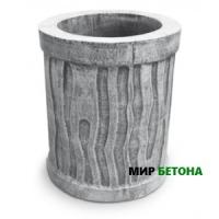 Урна бетонная Кора