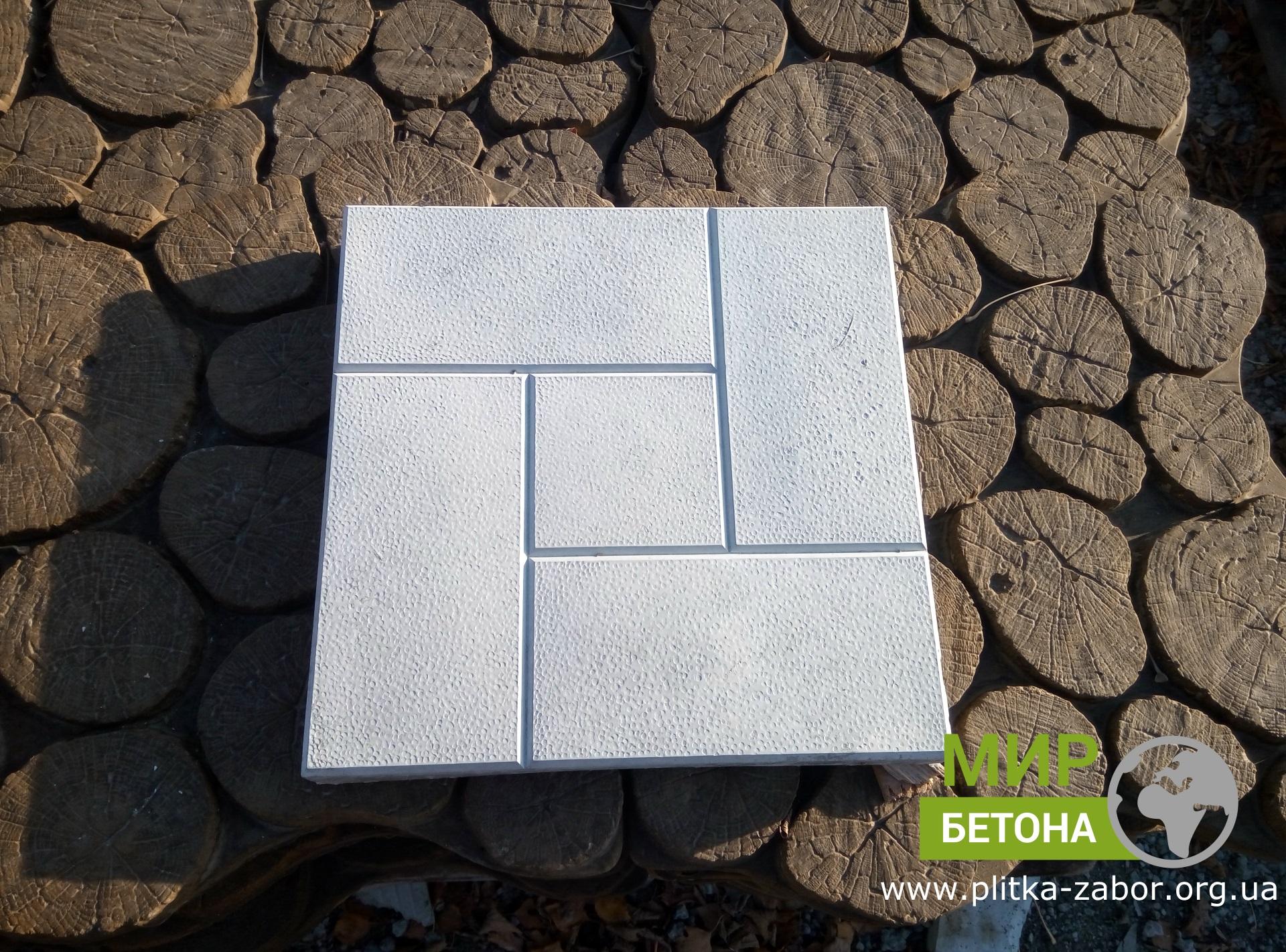 Тротуарная плитка Паркет 5 кирпичей калифорния