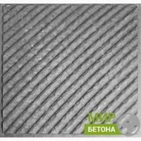Форма тротуарной плитки 40х40 Рубель №23