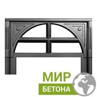 Форма оградки С13б