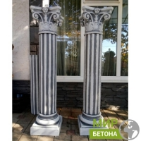 Форма для колонн из бетона купить сверло длинное по бетону купить
