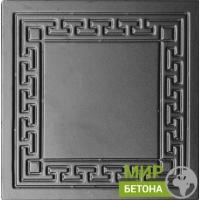 Форма тротуарной плитки 30х30 Греция №11