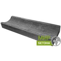 Форма водостока из АБС пластика №02