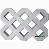 Плитка Эко (травница), газонная решетка