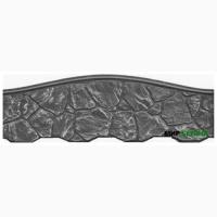Форма Бутовый камень пазловый арка