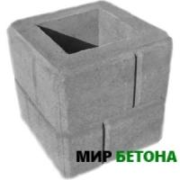 Форма Столб наборной Кирпич