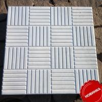 Тротуарная плитка Шоколадка 4см