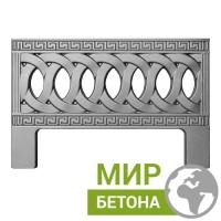 Форма оградки С10